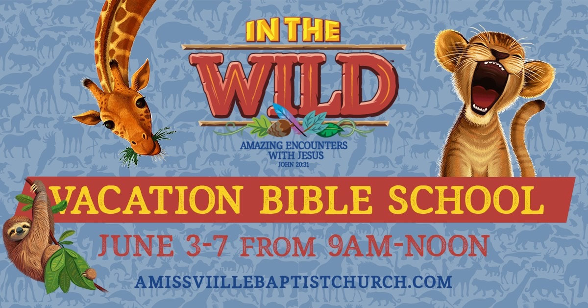 Amissville Baptist Church Vacation Bible School
